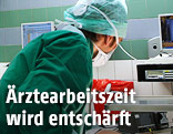 Arzt in einem Operationssaal