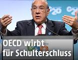 OECD-Generalsekretär Angel Gurria