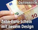 Neuer Zehn-Euro-Schein