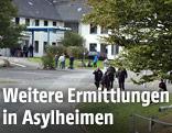 Asylheim in Nordrhein-Westfalen