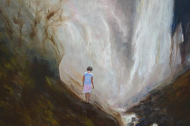 Matthias Lautner: The Fall, 2014
