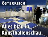 """Ausstellung """"Blue Times"""" in der Kunsthalle"""