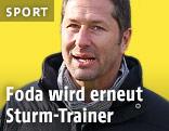 Sturm-Trainer Franko Foda