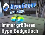 Schriftzug der Hypo Group