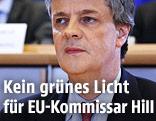 Der britische EU-Kommissar Jonathan Hill