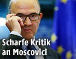 Der designierte EU-Kommissar Pierre Moscovici