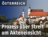 Stadtansicht von Steyr