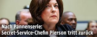 Ex-Chefin des Secret Service der USA Julia Pierson