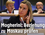 Designierte EU-Außenbeauftragte Federica Mogherini
