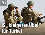 Türkische Soldaten