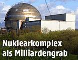 Atomare Wiederaufbereitungsanalge in Sellafield (GB)