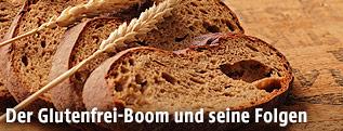 Brot und Getreideähren