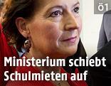 Unterrischtsministerin Gabriele Heinisch-Hosek