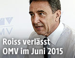OMV AG-Chef Gerhard Roiss