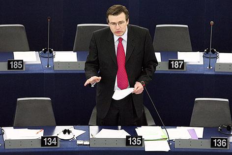 Slowenischer EU-Abgeordneter Zoran Thaler
