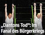 "Szene aus ""Dantons Tod"""