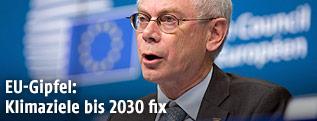 EU-Gipfelchef Herman Van Rompuy