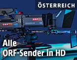 ORF-Kamera im Studio