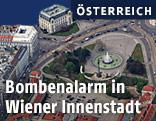 Luftaufnahme vom Schwarzenbergplatz