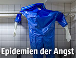 Ebola-Schutzanzüge