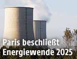Golfech-Atomkraftwerk in Frankreich