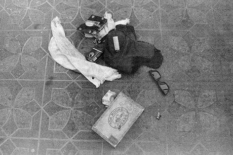 Kurt Cobains persönliche Sachen