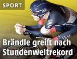 Radsportler Michael Brändle