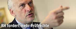 RH-Präsident Josef Moser