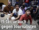 Irakische Reporter