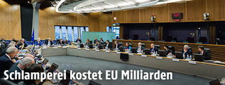 Hauptquartier der EU-Kommission