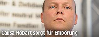 FPÖ-Nationalratsabgeordneter Christian Höbart