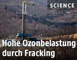Fracking-Anlage