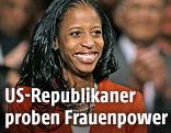 Die republikanische Kongressabgeordnete Mia Love