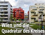 Häuser im Sonnwendviertel