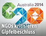 Logo des G-10-Gipfels