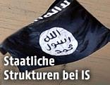 Offizielle Flagge des islamischen Staates