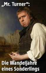 Timothy Spall als William Turner