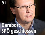 SPÖ-Bundesgeschäftsführer Norbert Darabos