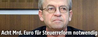 WIFO-Chef Karl Aiginger