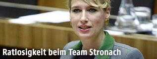 Ehemalige Team Stronach-Klubchefin Kathrin Nachbaur