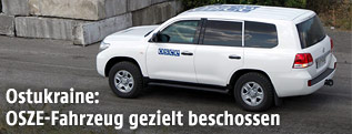 Wagen der OSZE