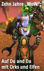 Figur aus World of Warcraft