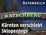 Schild vom Katschberg
