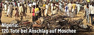 Anschlag auf Moschee in Nigeria