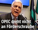 OPEC-Generalsekretär Abdalla El-Badri
