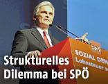 Bundeskanzler und SPÖ-Vorsitzender Werner Faymann