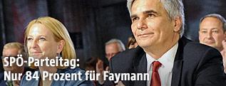 SPÖ-Chef und Kanzler Werner Faymann