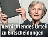 Ehemalige OGH-Präsidentin Irmgard Griss