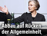 Carl Baudenbacher (Präsident des EFTA-Gerichtshofs) und die ehemalige OGH-Präsidentin Irmgard Griss