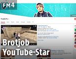 Screenshot des Youtube-Kanals von PewDiePie